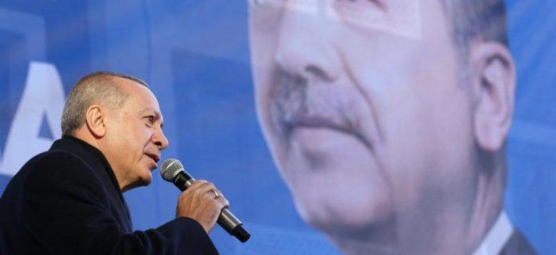 Türkiye'nin Sağlamasını Yapamadığı Denklem: Erdoğan=AKP=Devlet