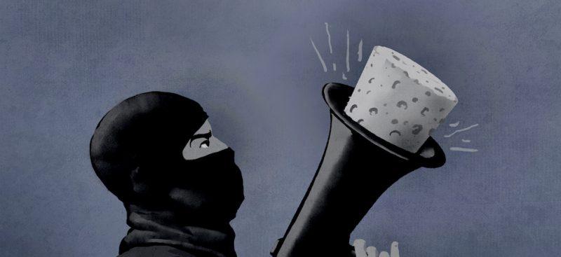 Sanal IŞİD Yapısına Doğru?