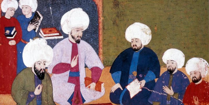 Osmanlı'da Bir Meşruluk Kaynağı Olarak Ulema