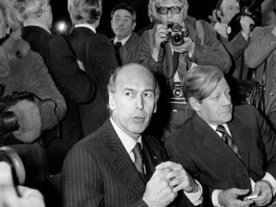 Valéry Giscard-D'estaing (1926-2020)