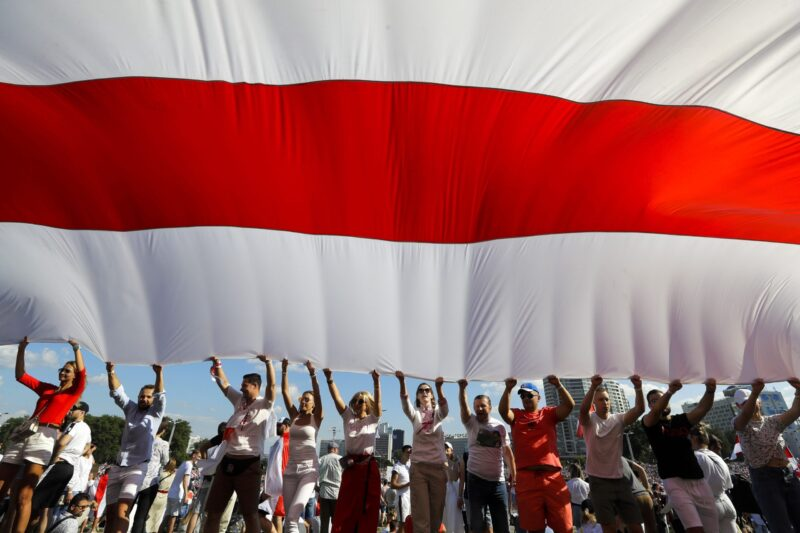 Belarus Milli Voleybol Oyuncusu Artur Udris: Bu Devlet Başkanı Meşru Değil
