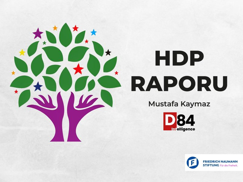Siyasi Parti İnceleme Raporları: Halkların Demokratik Partisi (HDP)
