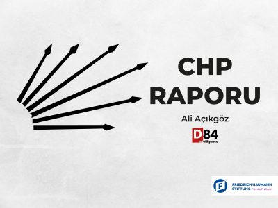 Siyasi Parti İnceleme Raporları: Cumhuriyet Halk Partisi (CHP)