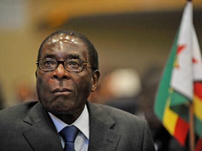 Mugabe'nin Mirasına Kısa Bir: Bakış Zimbabve'deki 36 yıllık diktatörlük