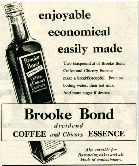 Brooke Bond historyworld.co.uk 1951