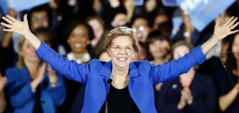 Elizabeth Warren: Azimli Bir Savaşçı