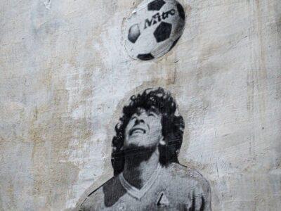 """Maradona: Görsel Bir """"Adam"""" Hikayesi"""