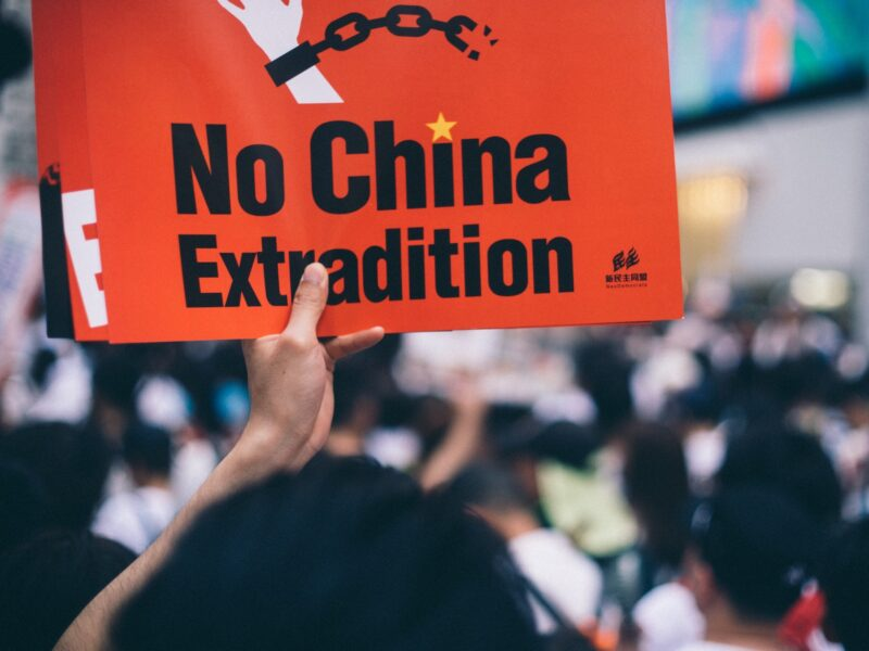 Hong Kong'a Veda mı Ediyoruz?