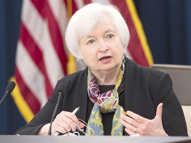 Ekonomi Yönetiminde Güçlü Bir Kadın Figür: Janet Yellen